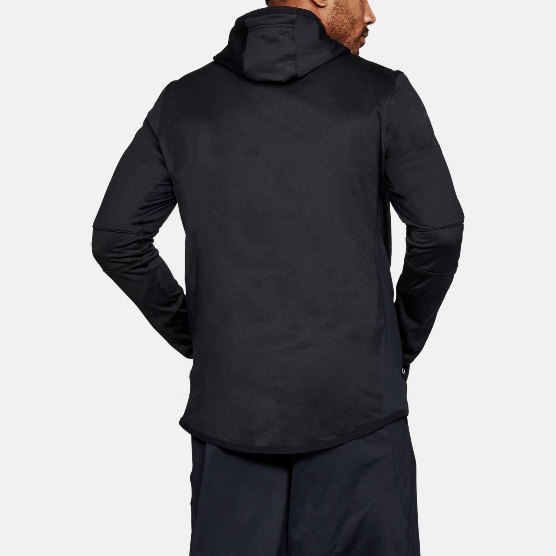 קפוצ'ון אנדר ארמור 1299166-001  Under Armour ColdGear® Reactor Fleece Full Zip
