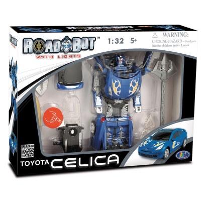 רובוטריק מכונית טיוטה