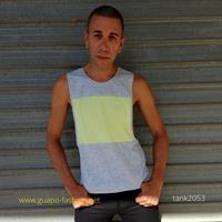 גופייה לגברים mens sleeveless tank top