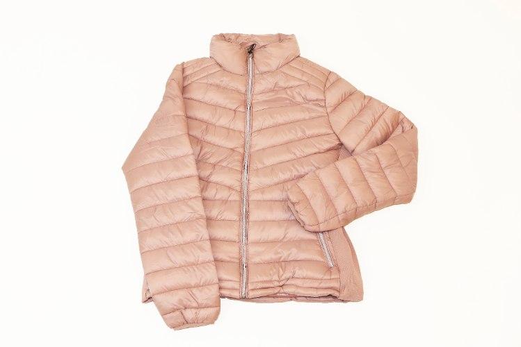 מעיל ניילון רייב נשים