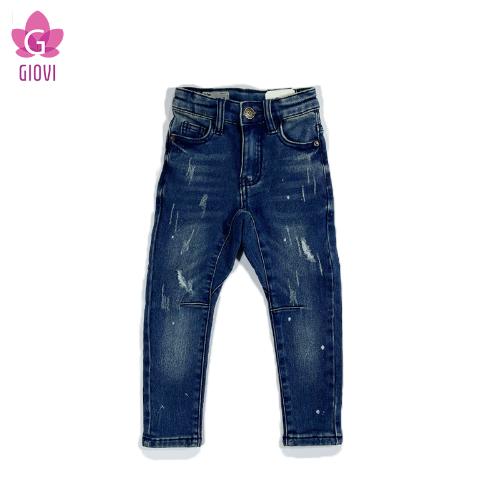 ג'ינס גזרה רחבה LOOS