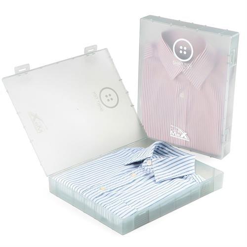 סט 2 קופסאות אריזה לחולצות CABIN MAX SHIRT TIDY