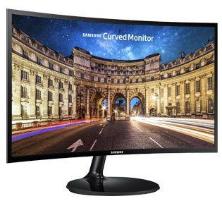 מסך מחשב Samsung C27F390FHU 27 אינטש סמסונג