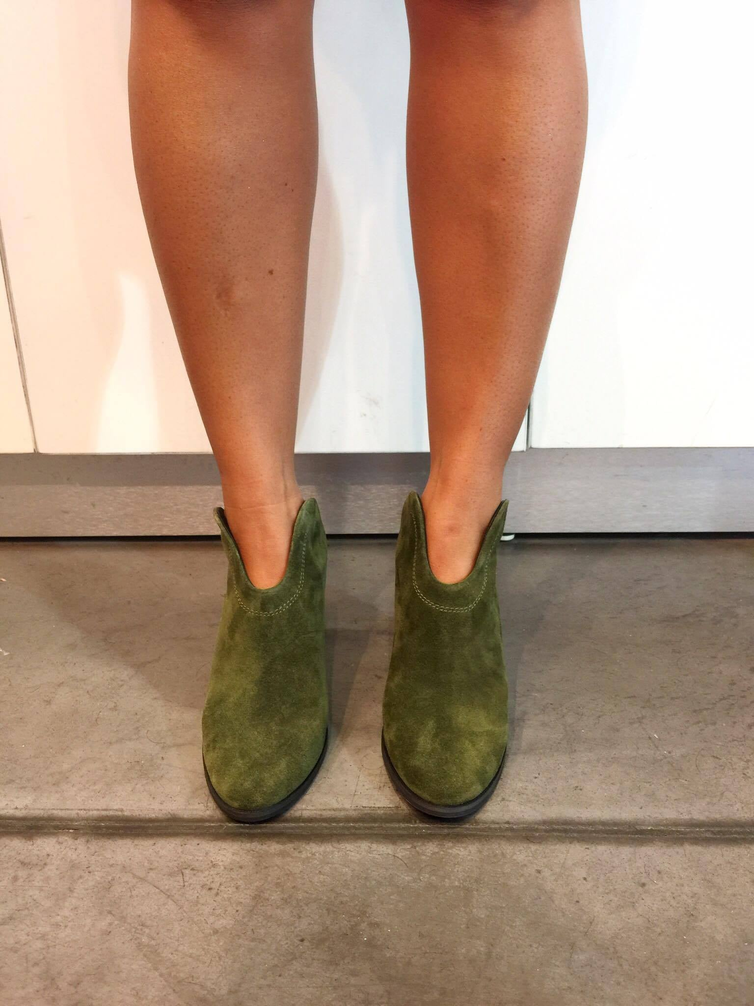 MAYER'S - open boots