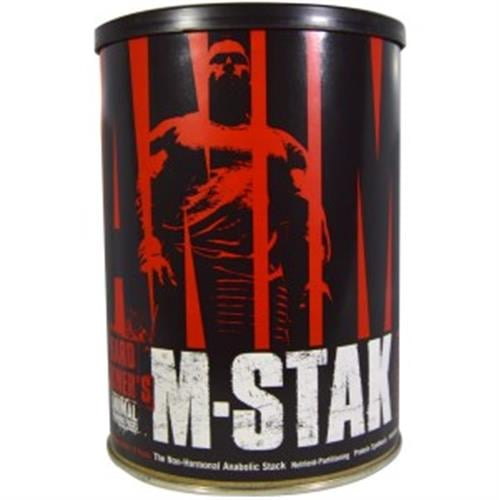 Universal Nutrition, Animal M-Stak, The Non-Hormonal Anabolic Stack, 21 Packs
