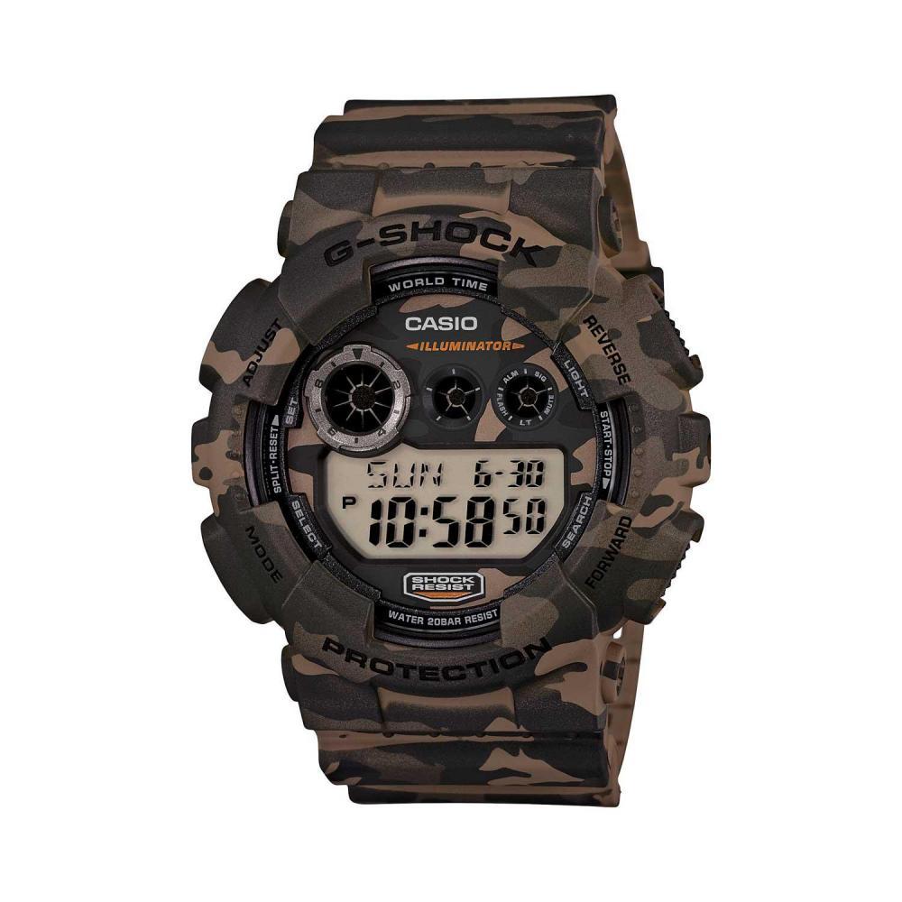 שעון יד ג'י-שוק GD-120CM-5D