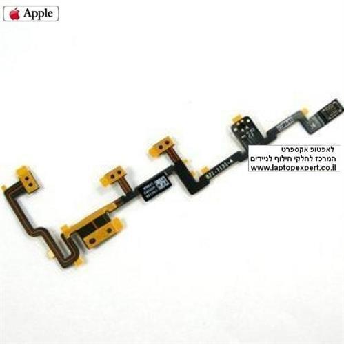 כבל הדלקה אפל Power On-Off On/Off On Off Flex Cable Ribbon FOR Apple iPad 2 iPad2