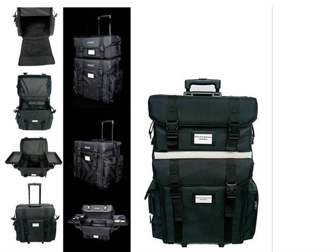 סט מזוודות כפול