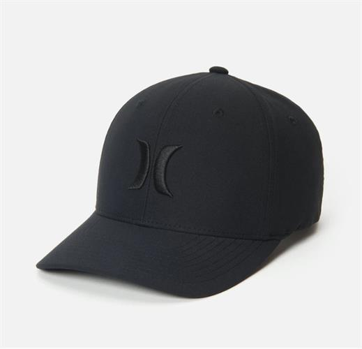 Hurley Dri-Fit One and Only Hat - Black / Black