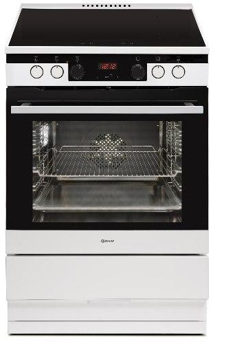 """תנור פְרָטֶלִי 60 ס""""מ משולב כיריים אינדוקציה EKI 20662-92X"""