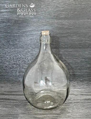 בקבוק בלון צר 5 ליטר