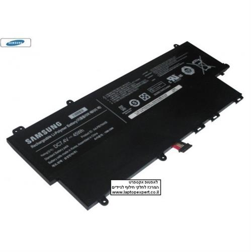 סוללה מקורית פנימית להחלפה במחשב נייד סמסונג Samsung AA-PLWN4AB Samsung NP540U3C 7.5V AA-PLWN4AB BA43-00354A Laptop Battery