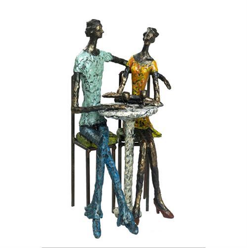 """פסל """"קפה פריז"""""""