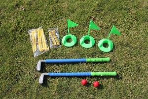 מגרש מיני גולף מתנפח - Happy hop  - קפיץ קפוץ
