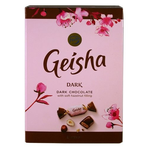 Geisha Dark Chocolate גיישה מריר150 גרם מקט149