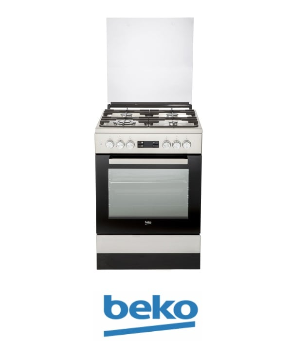 beko תנור משולב רחב דגם FSM-61330DXDSL