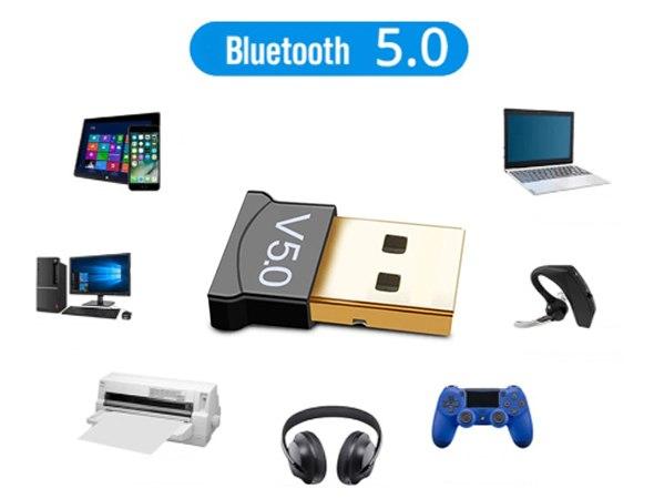 מתאם Bluetooth מיניאטורי USB למחשב