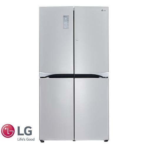 מקרר 4 דלתות של חברת LG  דגם: GR- B709DID