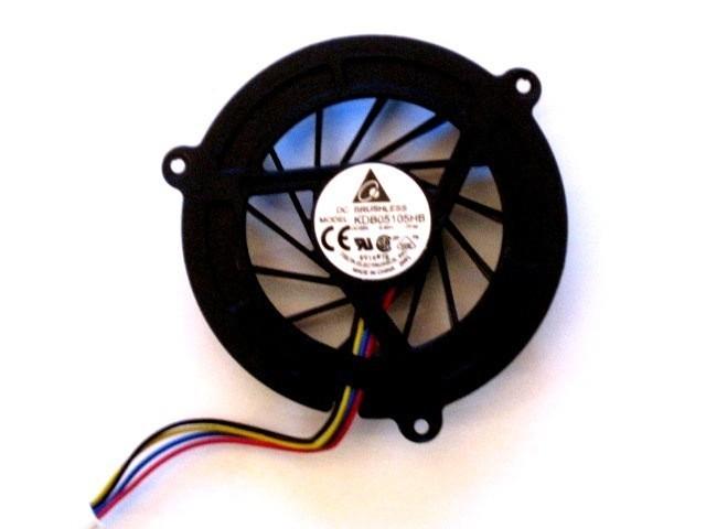 ASUS G50 / G51 Cooling Fan KDB05105HB מאוורר למחשב נייד אסוס