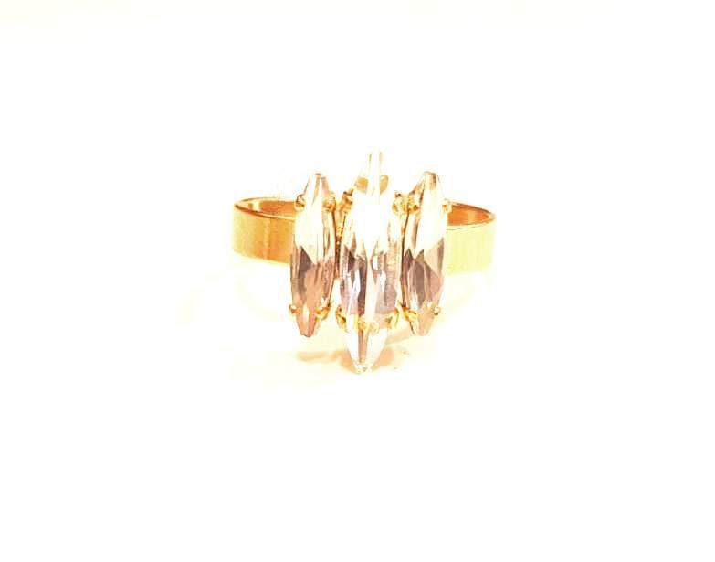 טבעת שפיצים - זהב