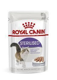 """רויאל קאנין פאוץ לחתול 85 גרם (2 מארזים סה""""כ 24 יח')-מבצע!"""