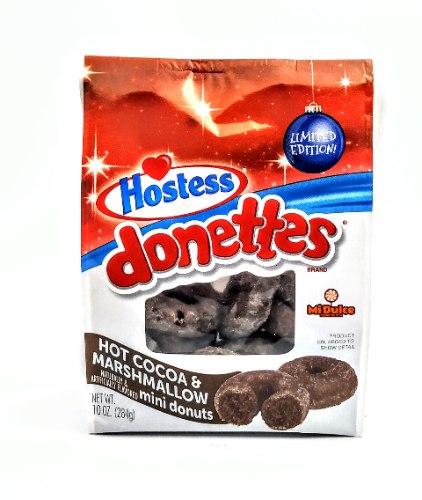 Hostess Choco Marshmallow Donettes