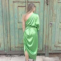 שמלת ג'ויס ירוקה