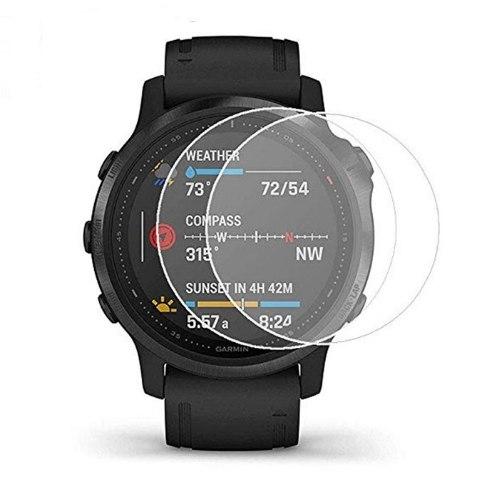 מגן זכוכית לשעון Garmin Fenix 6S  - סט 3 יחידות