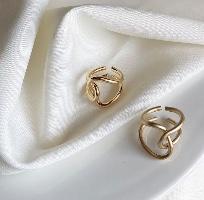 """טבעת """"Mari"""" מצופה 18k"""