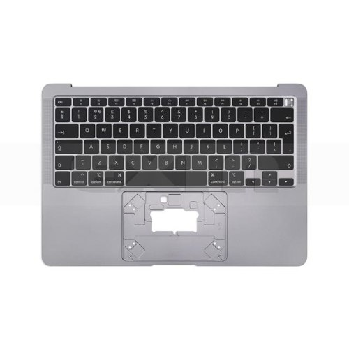 "החלפת מקלדת למחשב נייד Macbook Air 13"" A2179 Year 2020 Top Case With US English Layout"