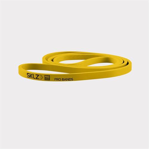 גומיית כושר/התנגדות צהובה(התנגדות קלה) - PRO BANDS