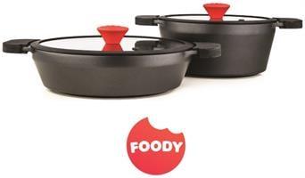 FOODY סט סירים 4 חלקים דגם FO404