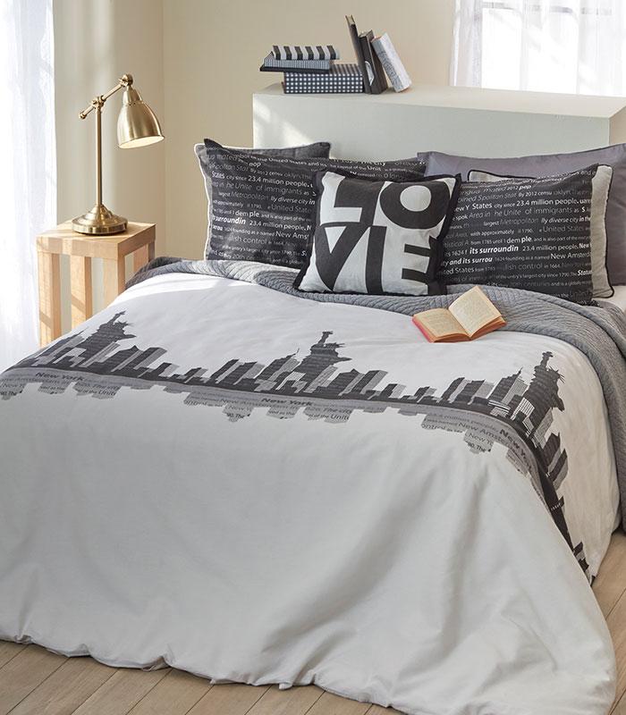 סט מלא מיטה וחצי דגם איימי