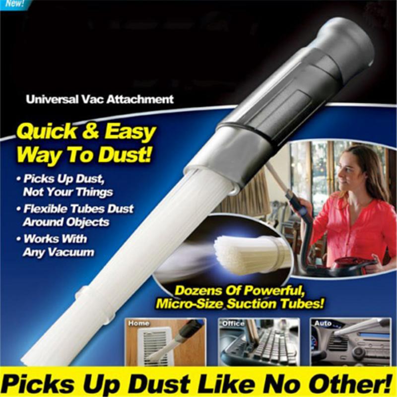 מברשת אוניברסלית לשואב אבק לניקוי כל פינה וכל חלל בבית שלכם