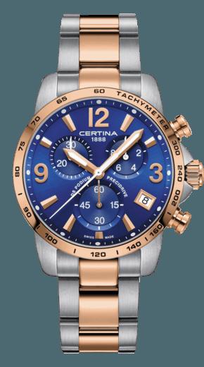 שעון סרטינה דגם C0344172204700 Certina