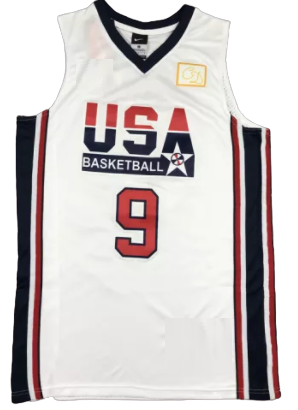 גופיית כדורסל מייקל גורדן  USA