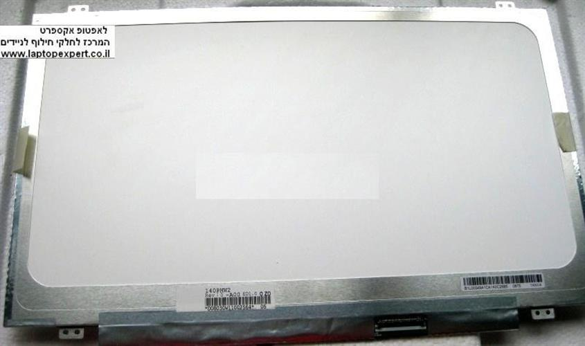 החלפת מסך למחשב נייד HannStar HSD140PHW2 -A00 14