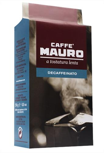 קפה מאורו נטול - 250 גרם טחון בואקום