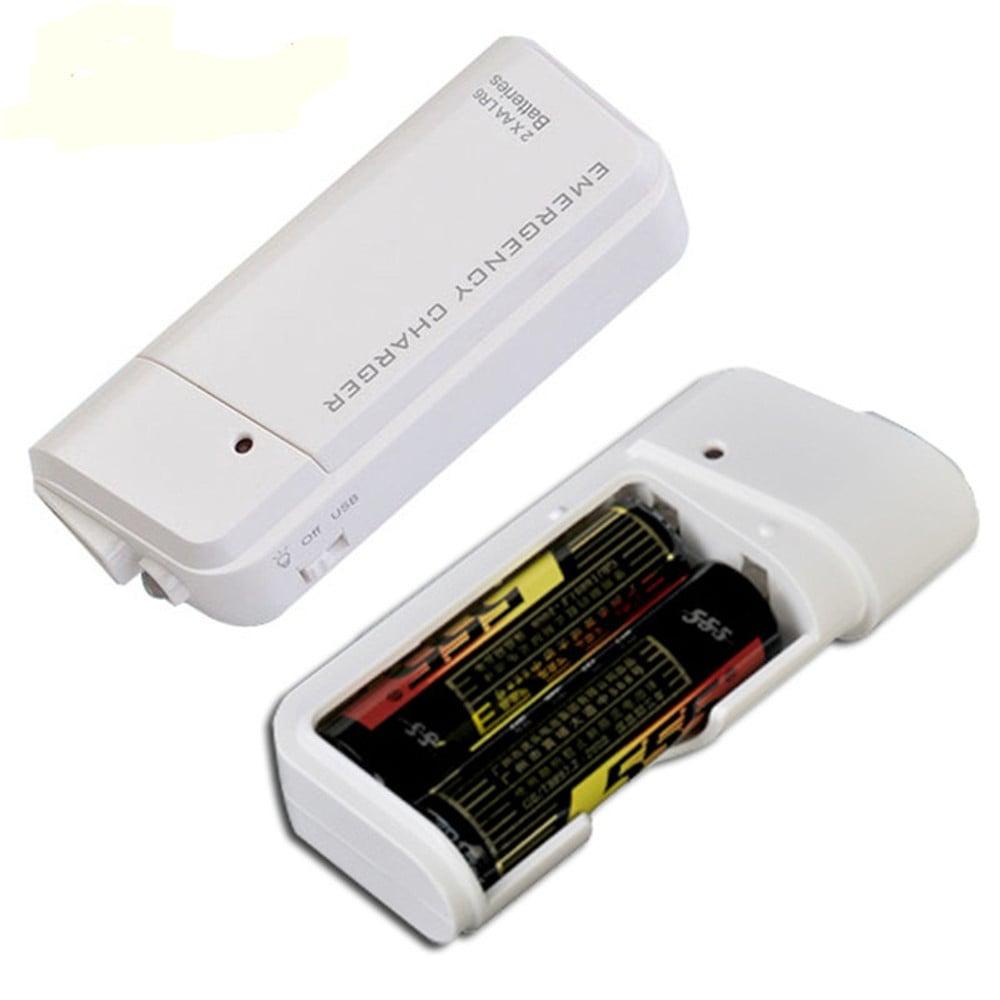 מטען/סוללת חירום לטלפון הנייד-AA