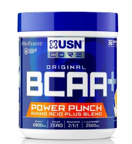 חומצות אמינו BCAA+ (400 גרם מבית USN)