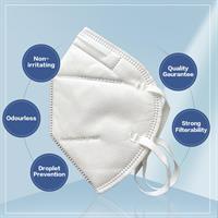 מארז 10 מסכות נשימה KN95 להגנה מנגיף הקורונה