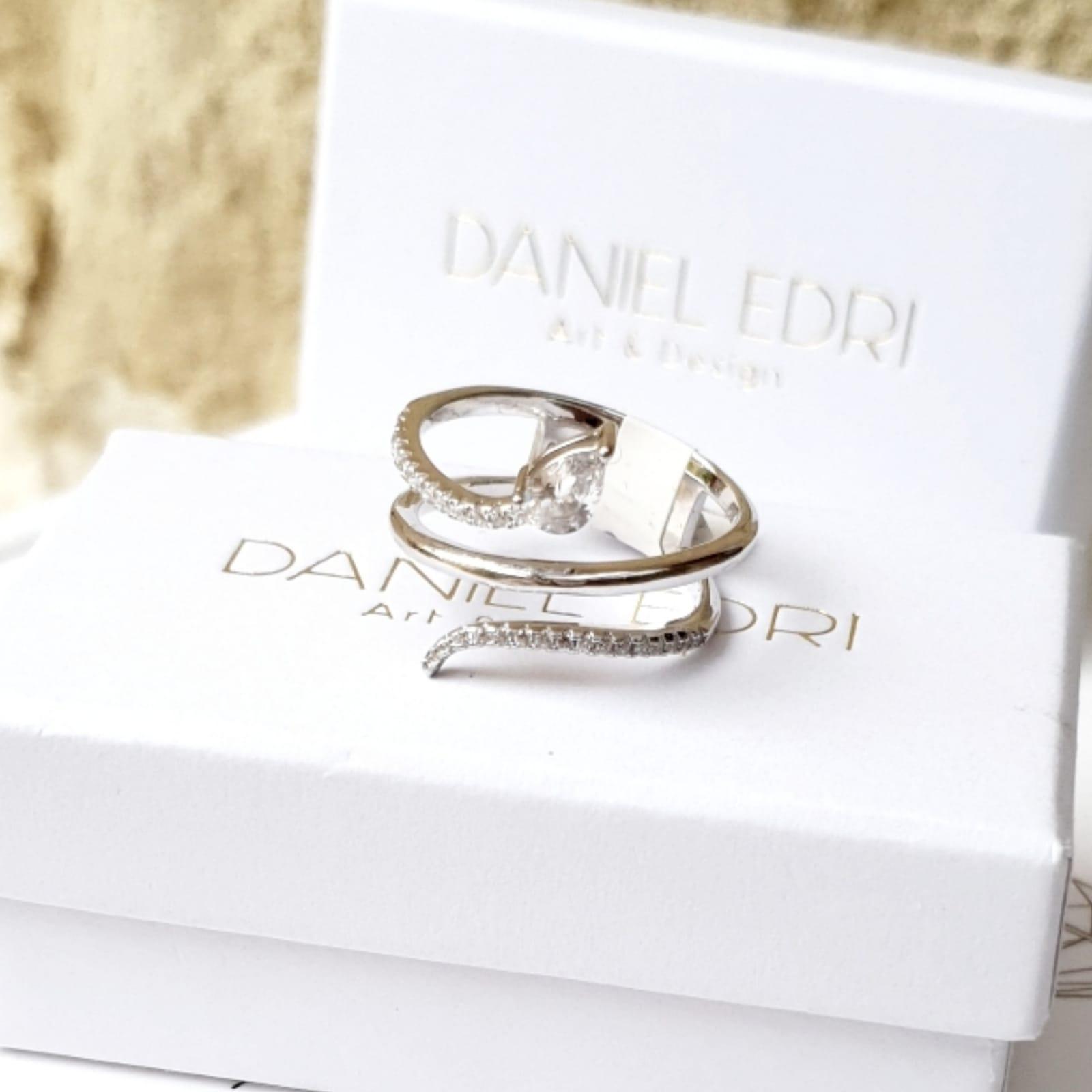 טבעת נחש-כסף925