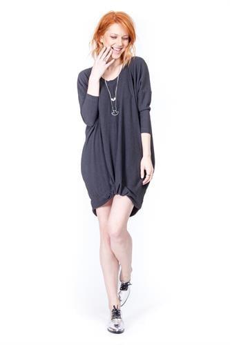 שמלת אלכסה שחור
