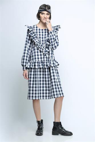 שמלת פריל