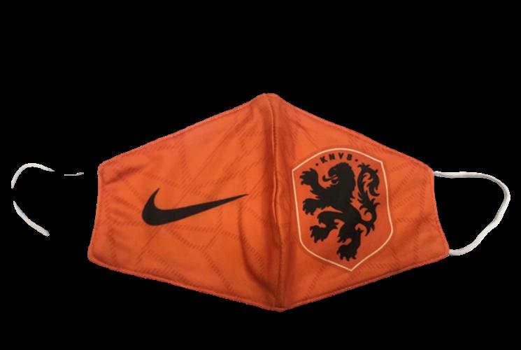 מסכת פנים מעוצבת נבחרת הולנד