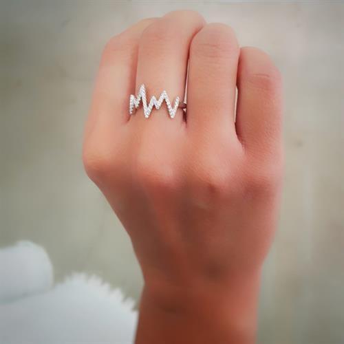 טבעת זיגזג