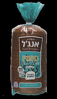 לחם כוסמין וחיטה מלאה
