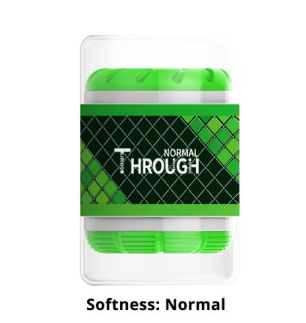 כוס אוונות לגבר בצבע ירוק