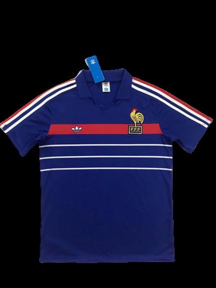 חולצת צרפת  אלופת יורו 1984