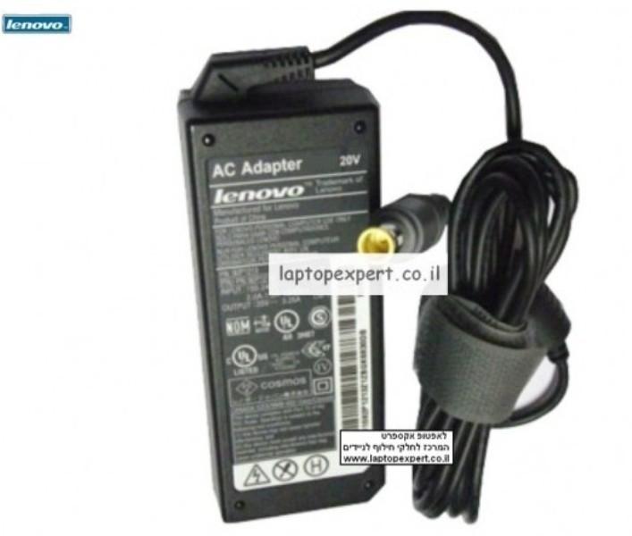 מטען מקורי למחשב נייד Lenovo ThinkPad T420 T520 T410 W520 90W Laptop AC Adapter 20V 4.5A 7.9*5.5